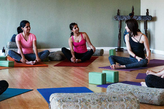 Fertility Yoga Classes and Support Groups