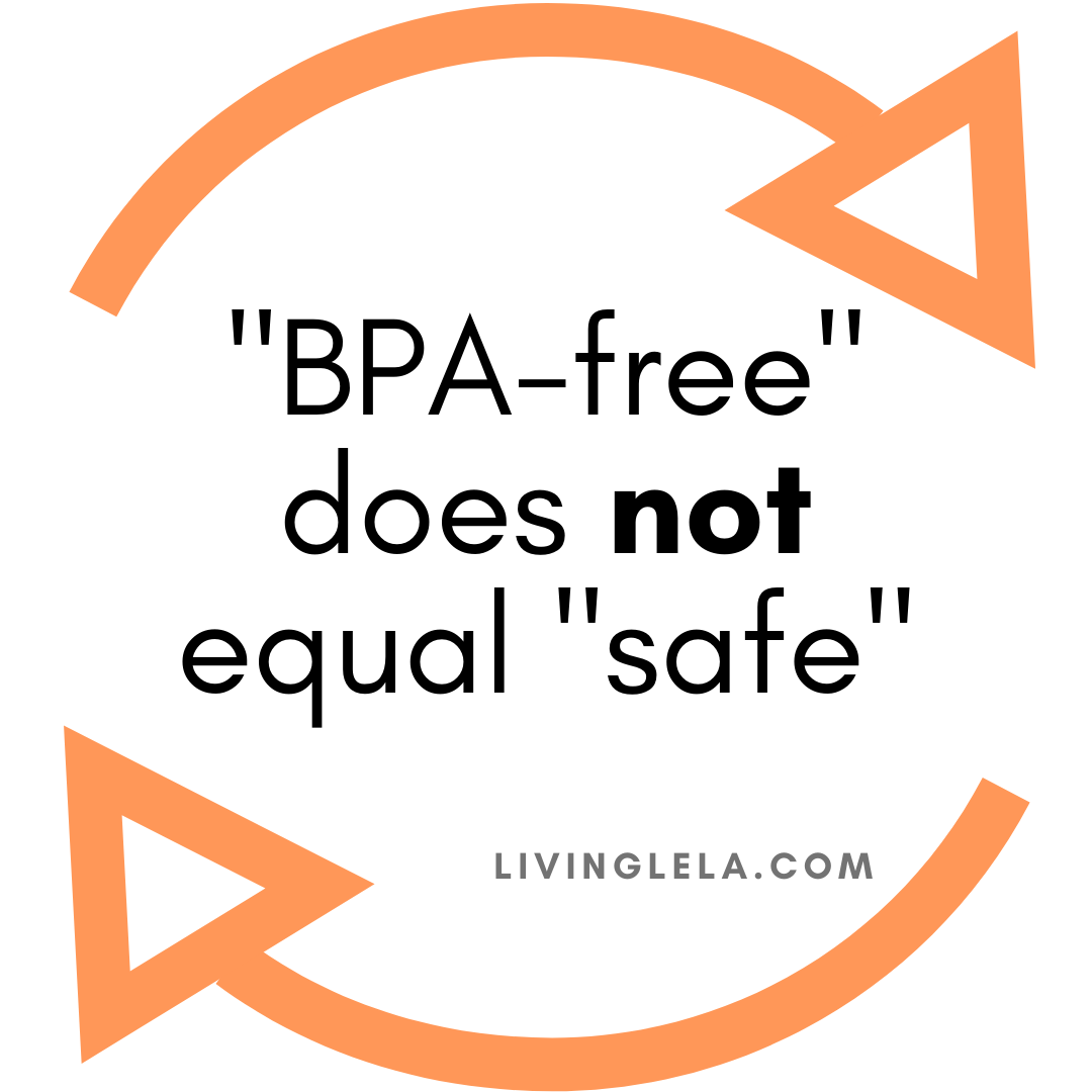 bpa-free is not safe